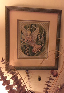 Cross Stitch Needle Work