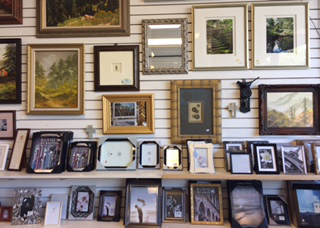 browse our frame collection